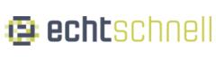 Logo Echtschnell